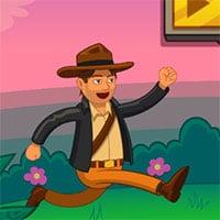 لعبة رجل المغامرات Adventure Man