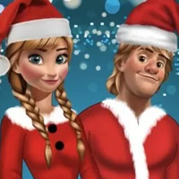 Anna And Kristoff's Christmas