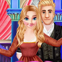 Anna And Kristoff's Prefect School Day