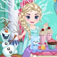 Зимняя вечеринка для Марты и Эрмины
