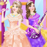 Popsztár Barbie