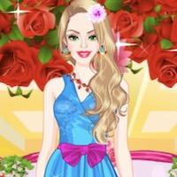 Barbie esküvői smink