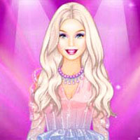 Barbie mint szupermodell