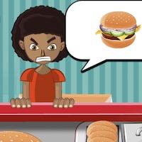 Hamburger idő