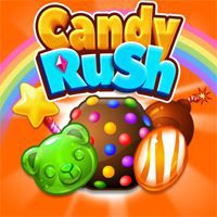 لعبة كاندي راش Candy Rush