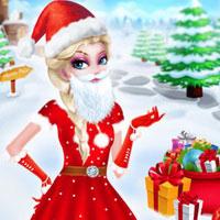 Elsa mint Télapó