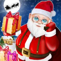 Karácsonyi ajándék kézbesítés autók között