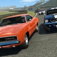 Retró autóverseny