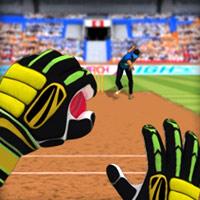 لعبة الكريكيت فيلدر التحدي
