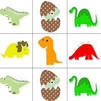 Dino's Memory