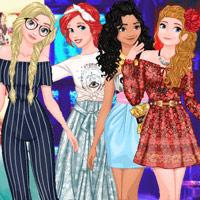 Disney hercegnők az iskolában