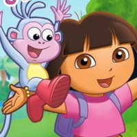 Dora The Explorer Jigsaw