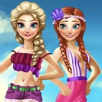 Elza és Anna nyári vakációja