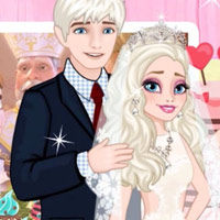 Elsa és Anna esküvője