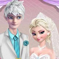 لعبة تصميم ديكور غرفة زواج جاك والسا