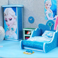 Elsa New House Decoration