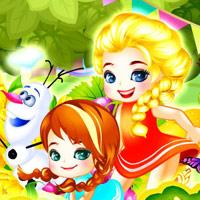 لعبة نزهة الاميرة السا Elsa Princess Picnic