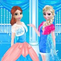 Elsa parti ruhája