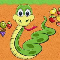 لعبة الثعبان والفاكهة Fruity Snake