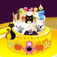 Halloween cupcake sütés