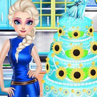 How To Make Frozen Fever Cake