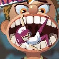لعبة تنظيف اسنان مايا من الفلفل