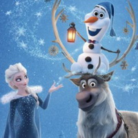 Olaf's Frozen Adventure Jigsaw