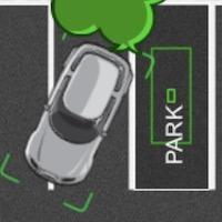 Parkolós autós játék