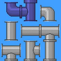 Csővezeték forgatós