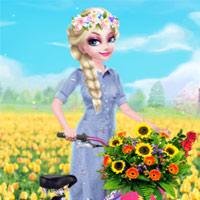 Elsa tavaszi divatja