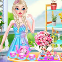 Princess Happy Tea Party Cooking