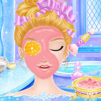 Jégvarázs hercegnő partyja