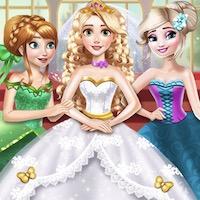 Aranyhaj esküvői ruhája