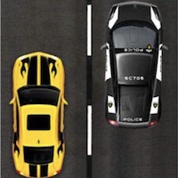 Autós verseny a mobilon