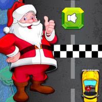 Mikulás autóverseny