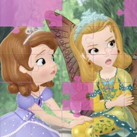 Sophia hercegnő kirakó
