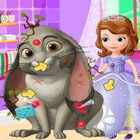 لعبة صوفيا والحيوان Sofia And Pet