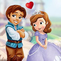 Sofia The First Kiss