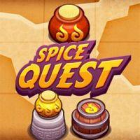لعبة الوصول الي برطمان التوابل الحارة Spice Quest