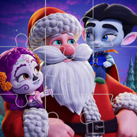 Super Monsters Christmas Jigsaw