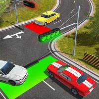 لعبة التحكم في المرور وتنظيم مرور السيارات Traffic Controlle