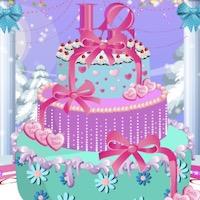 Esküvői torta sütős játék